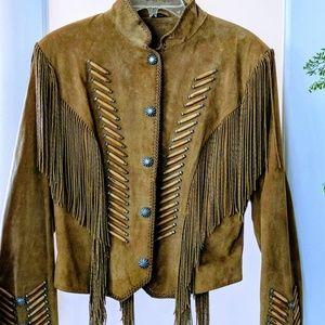 Cripple Creek Military Jacket
